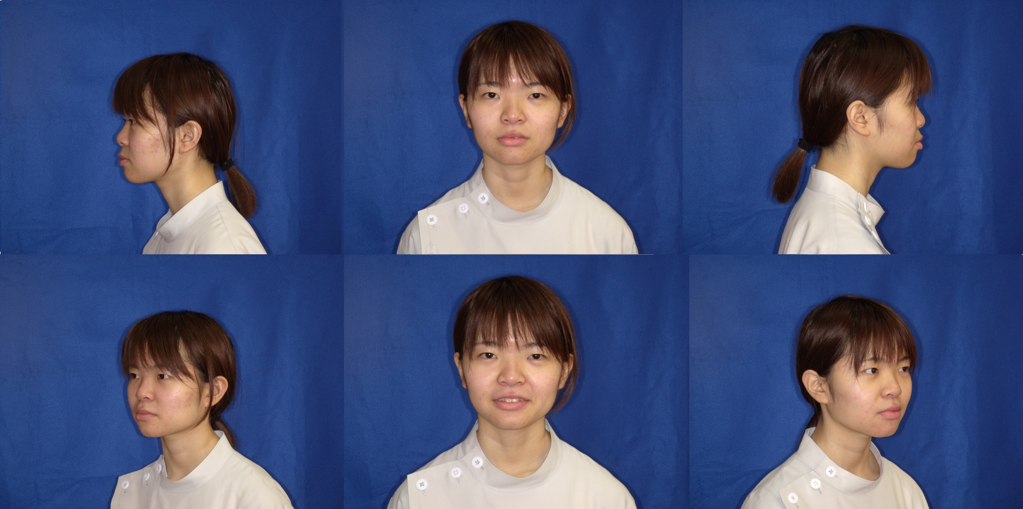 顔貌の写真