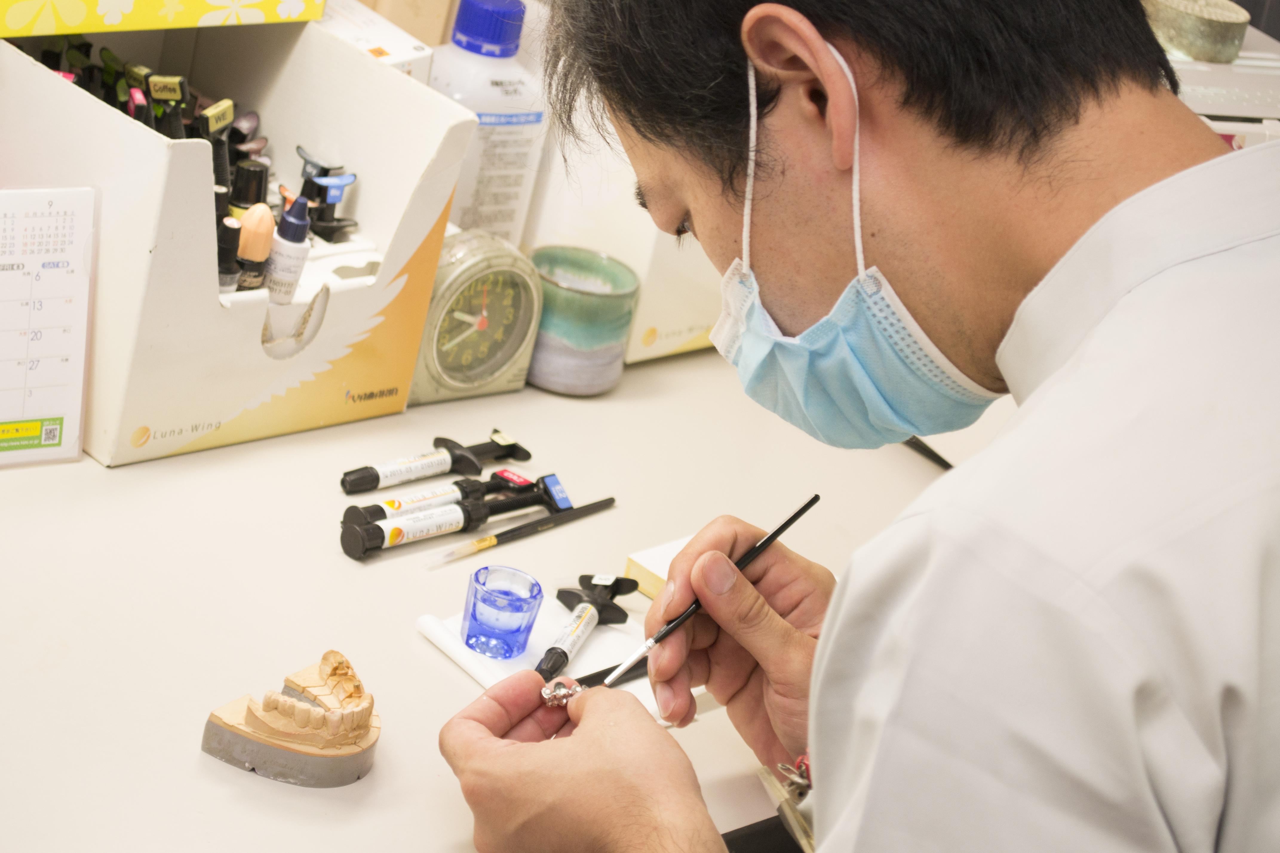 募集職種(歯科技工士) | 山口...