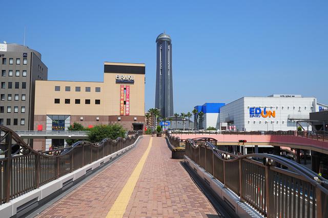 下関駅から加藤歯科医院までの道順2