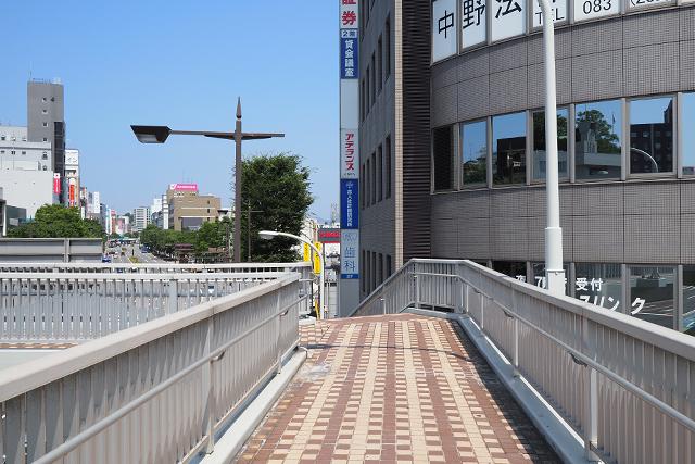 下関駅から加藤歯科医院までの道順4