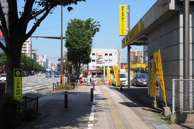 下関駅から加藤歯科医院までの道順5