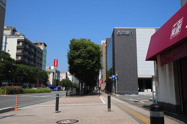 下関駅から加藤歯科医院までの道順7