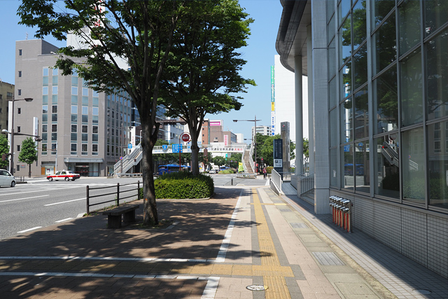 下関駅から加藤歯科医院までの道順8