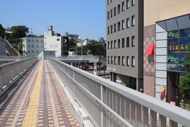 下関駅から加藤歯科医院までの道順3