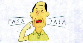 持病の薬で唾液が減ることもあり、注意が必要です